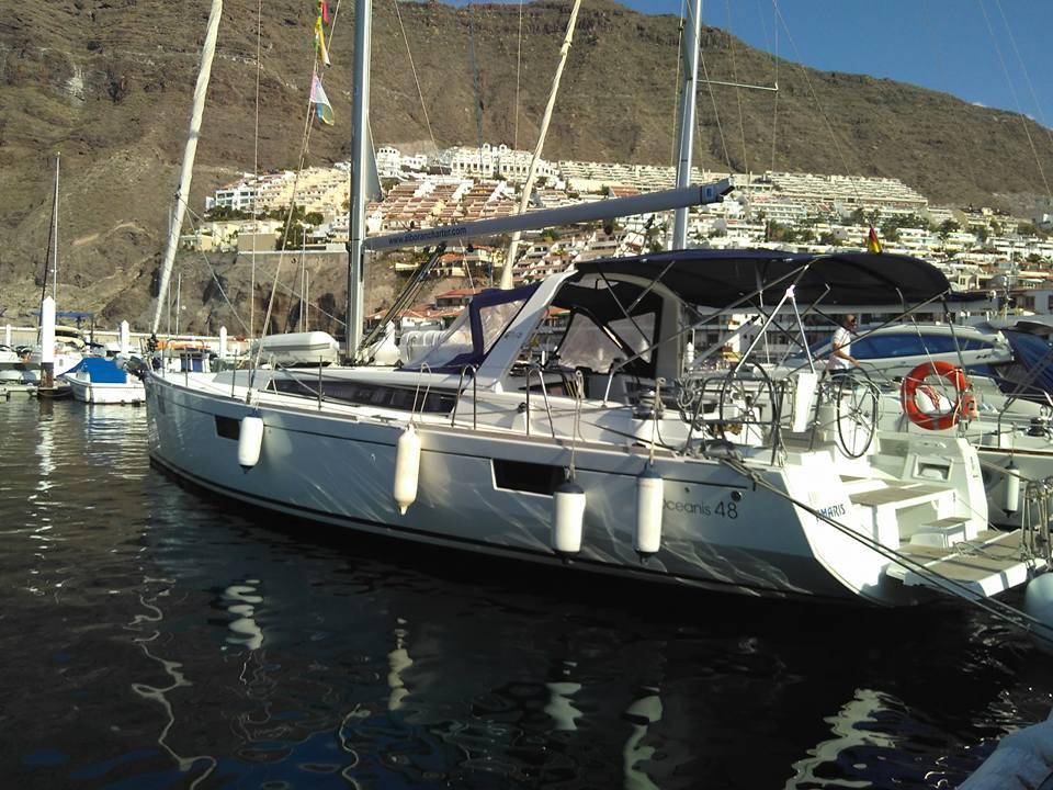 яхта Amaris Канары