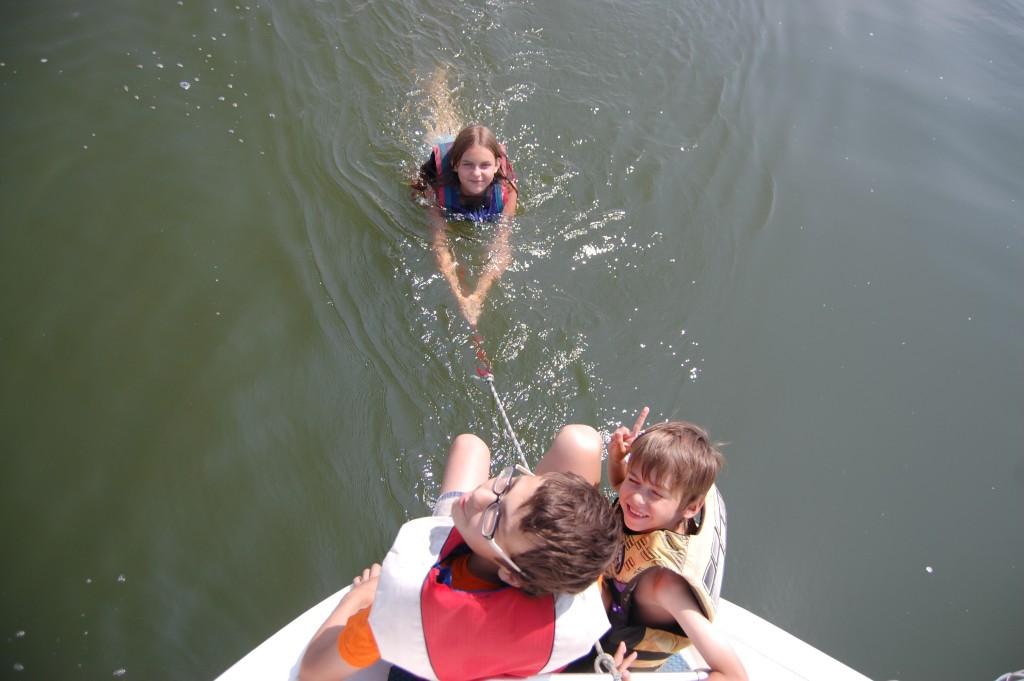 детская школа яхтинга