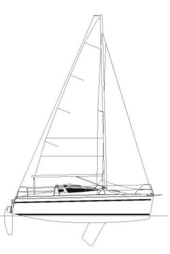 яхта антила 26 1