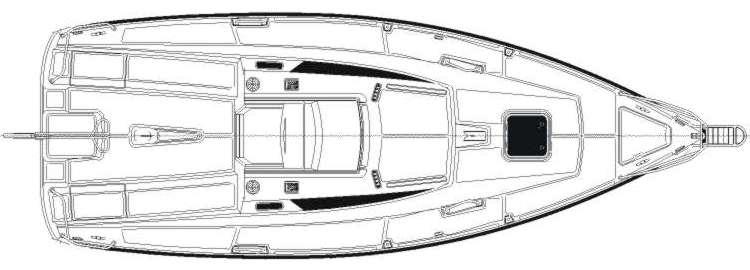яхта Антила 26