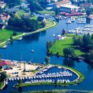 Корпоратив на яхтах, Мазурские озера, Польша